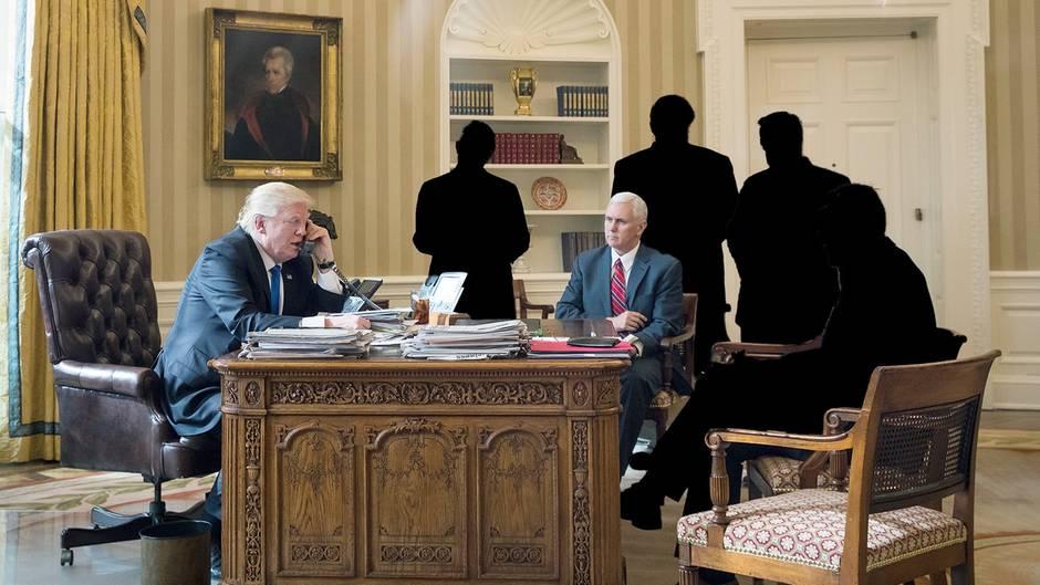 Personalkarussell Weißes Haus - wen feuert Donald Trump als nächstes?