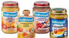 rückruf ticker - babaylove-Produkte von dm