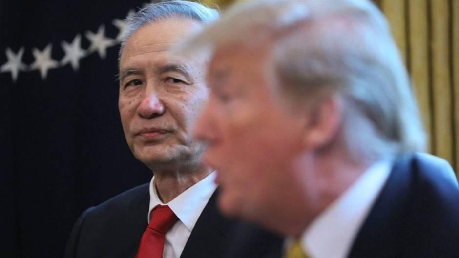Video: Keine Annäherung im Handelsstreit USA-China