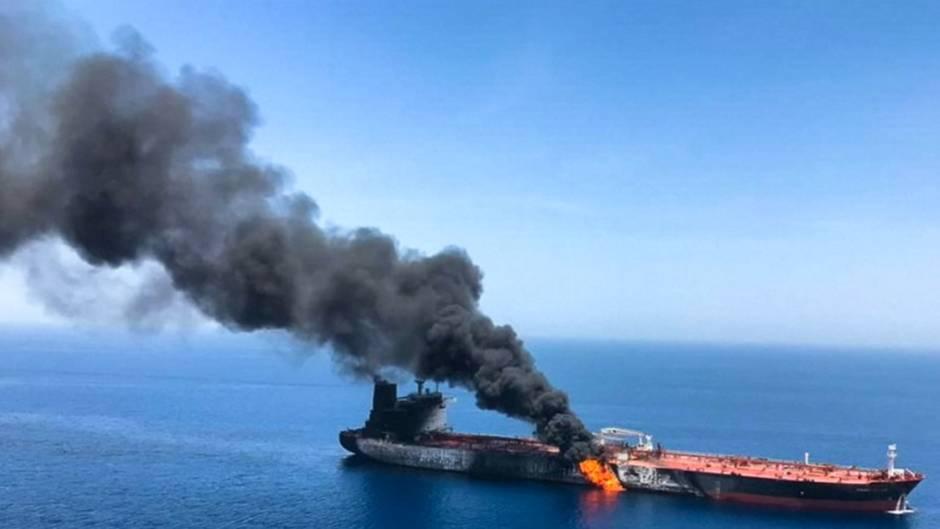 Video: Tanker-Vorfall: Maas warnt vor Eskalation in der Golfregion