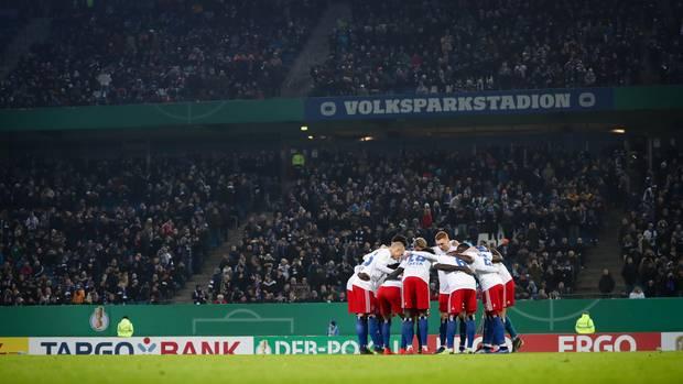 HSV Stadion Pokal
