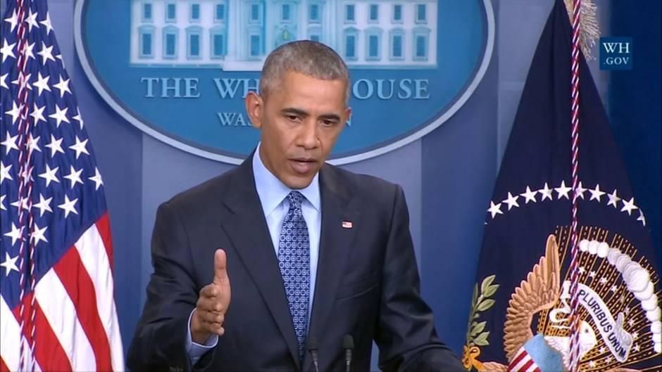 El Paso und Dayton: Obama verurteilt Klima des Hasses in den USA – Trump kündigt neuen Gesetzwurf an