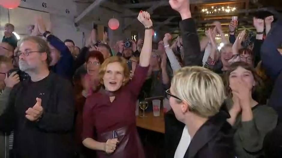 """Landtagswahl in Thüringen: """"Klarer Regierungsauftrag"""" oder """"Ramelow ist abgewählt""""? So reagieren die Parteien auf das Ergebnis"""