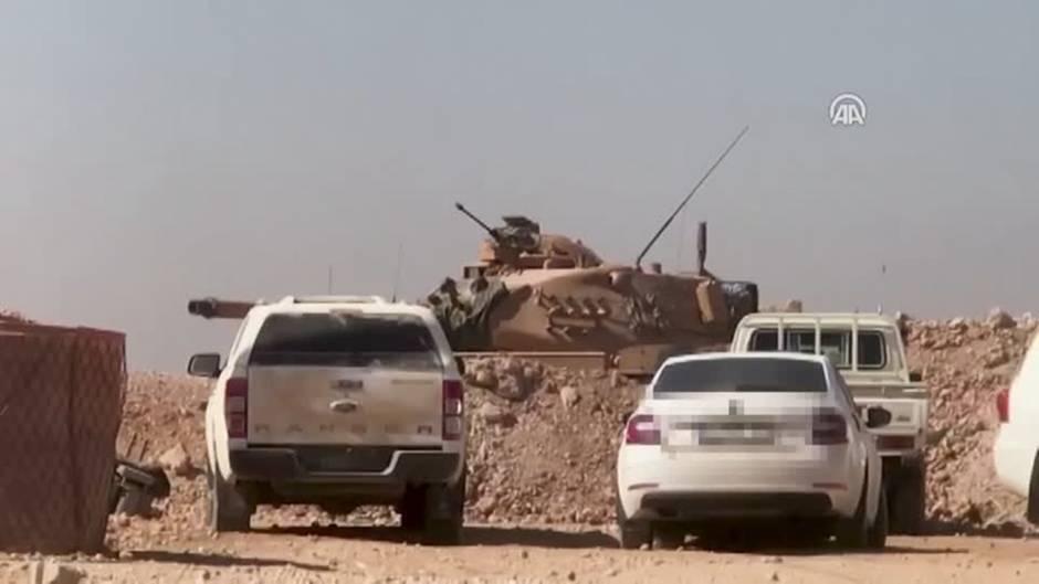 Türkische Militäroffensive in Syrien: Eine umstrittene Mission