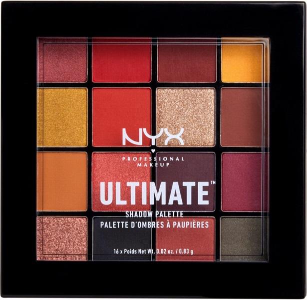 NYX Makeup Lidschattenpalette