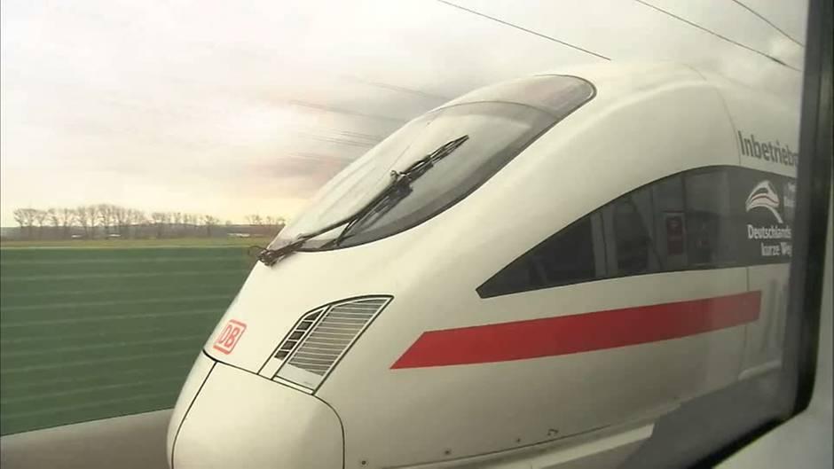 Video: Bund will Bahn über die Corona-Krise retten
