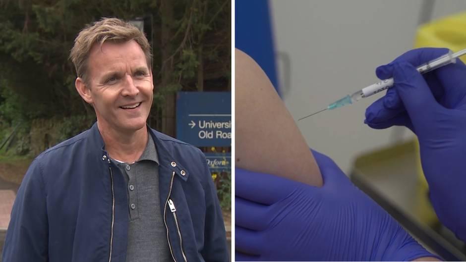 Coronavirus: Probanden berichten von Impfstoff-Tests in Oxford