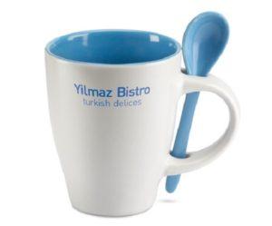 Geschenk - eine bemalte Tasse