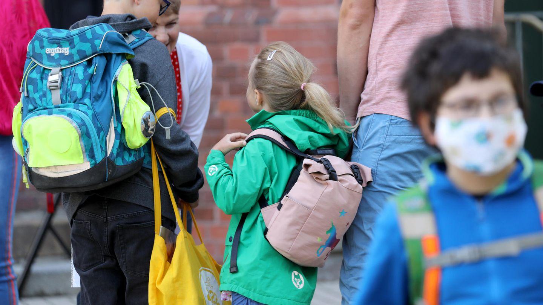 Schüler in Rostock