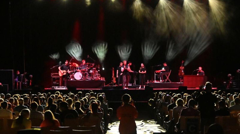 Konzert unter Corona-Bedingungen
