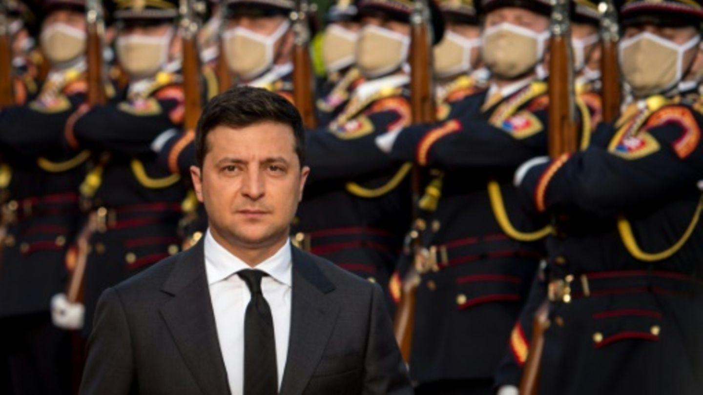 Präsident Selenskyj will den Unglücksort am Samstag besuchen