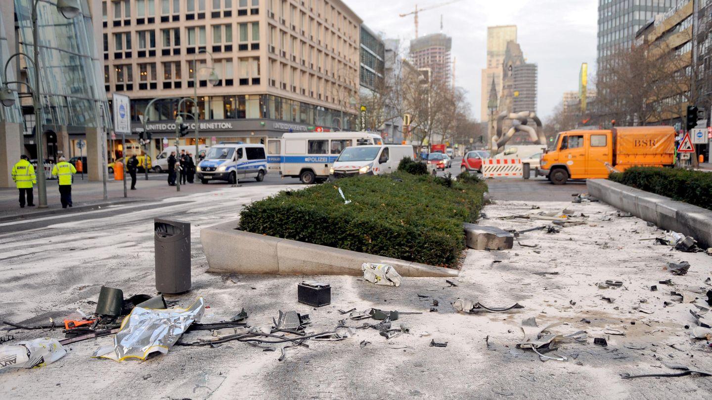 Tödlicher Unfall bei illegalem Autorennen von Berlin