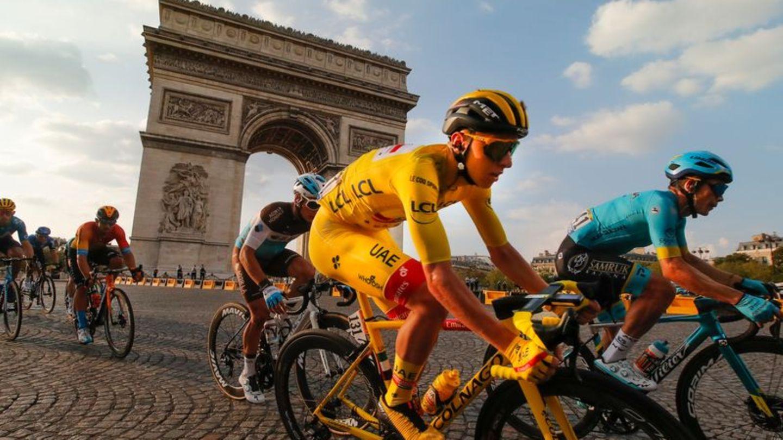 Gesamtsieger der Tour de France