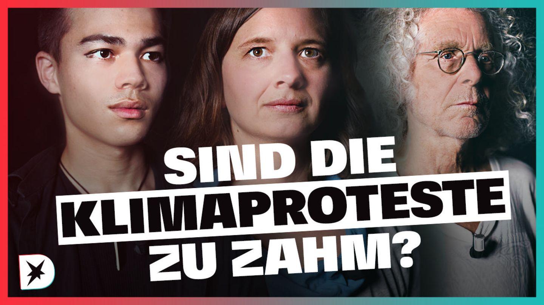 Revolution war gestern – ist Protest heute zu zahm? Rainer Langhans streitet mit FFF und Greenpeace