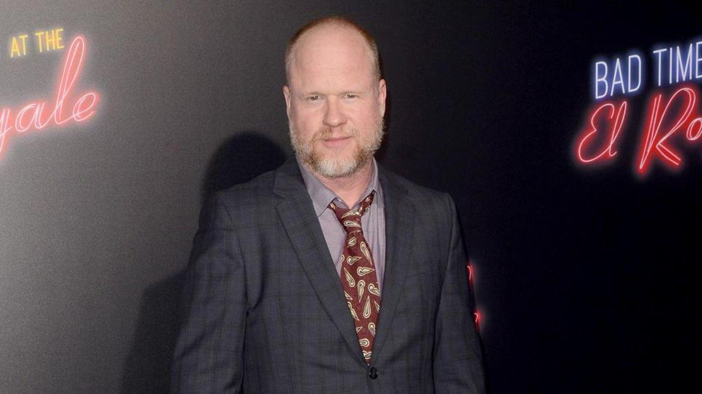 Joss Whedon 2018 in Los Angeles
