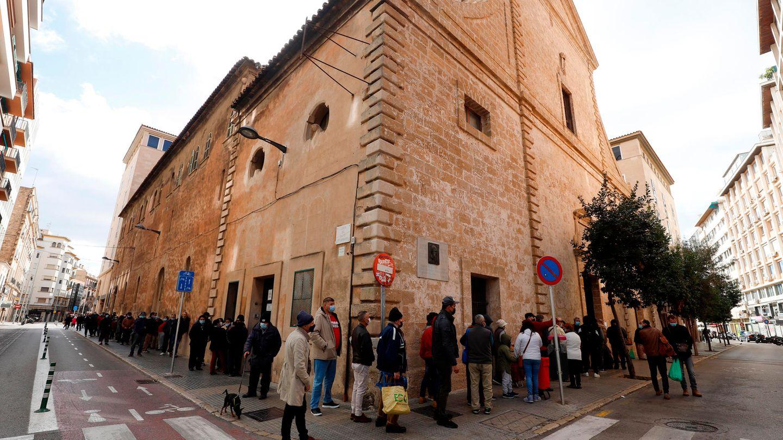 Arbeitslosigkeit auf Mallorca steigt dramatisch – riesiger Ansturm auf die Tafeln