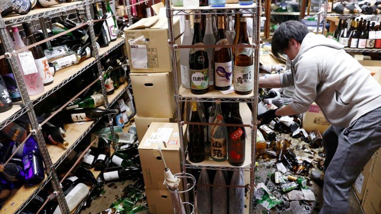 Erdbeben erschüttert Fukushima