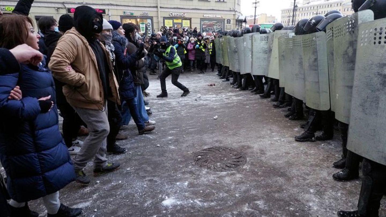 Nawalny-Proteste