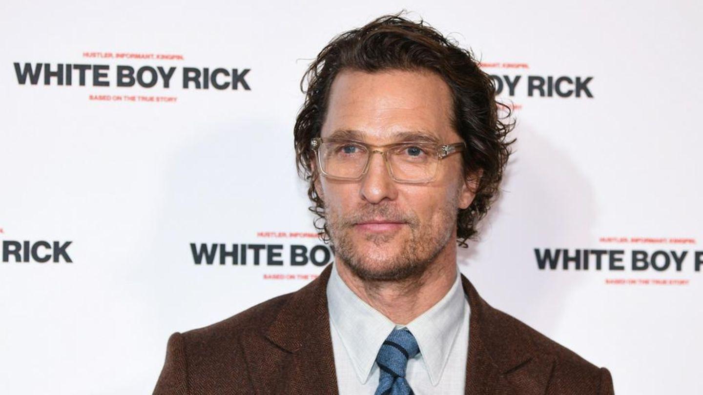 """Matthew McConaughey sprach für die """"Titanic""""-Hauptrolle vor."""