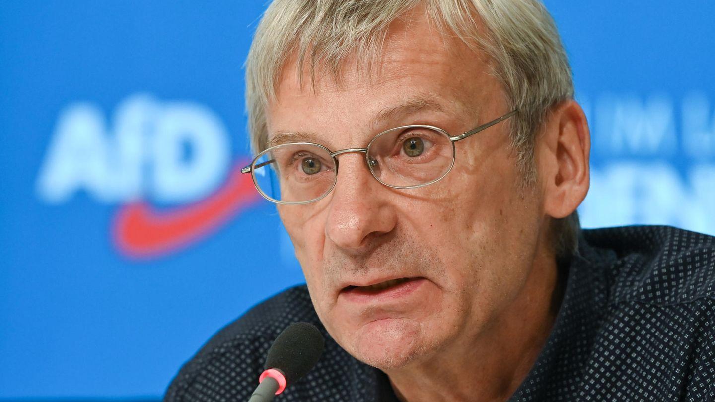 Der neue Fraktionschef der AfD-Fraktion im brandenburgischen Landtag: Hans-Christoph Berndt