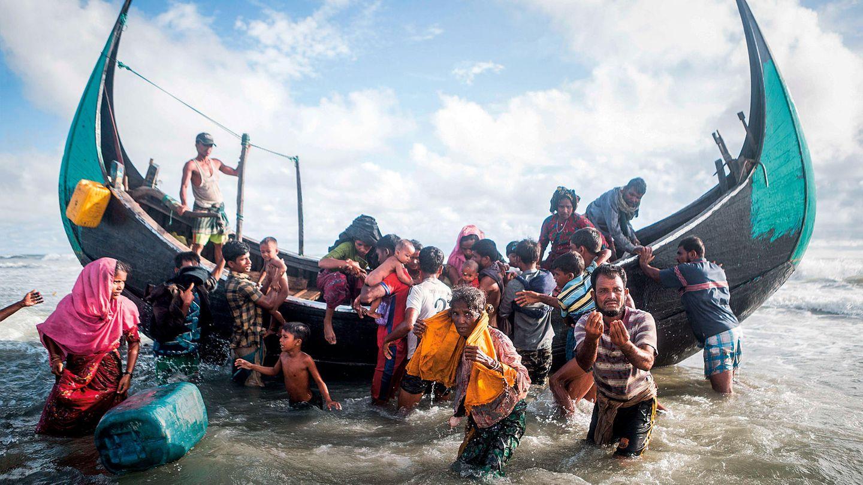 Rohingya – Die Flucht der Verdammten aus Myanmar
