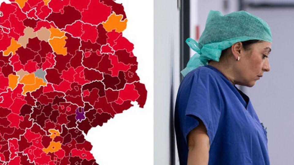 "Corona-Pandemie: Karl Lauterbach: ""Dänemark macht einen spektakulären Fehler"""