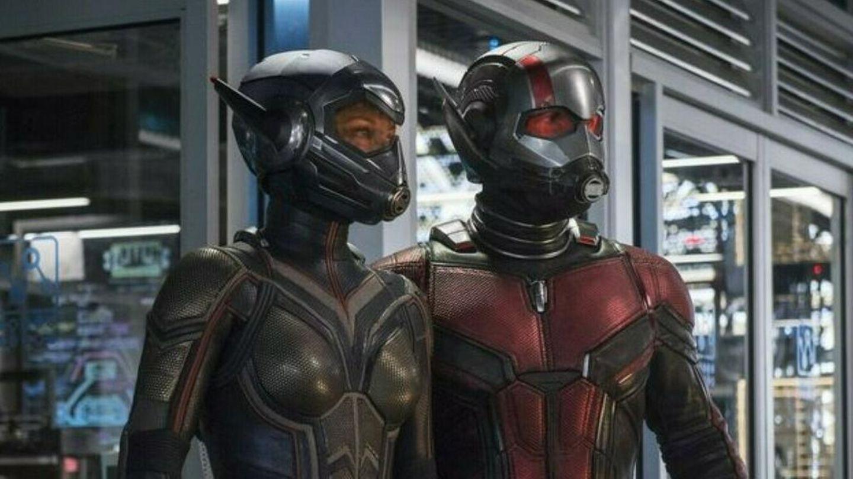 """""""Ant-Man and the Wasp"""": Hope Van Dyne (Evangeline Lilly)) und Scott Lang (Paul Rudd) bilden ein Team"""