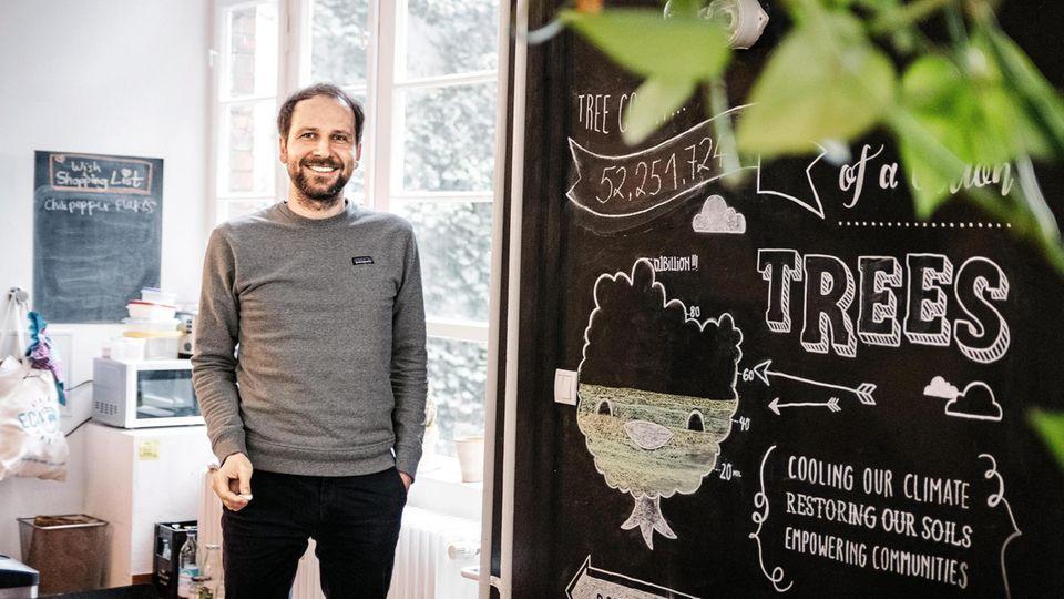 """Kroll hat die Suchmaschine """"Ecosia"""" erfunden"""