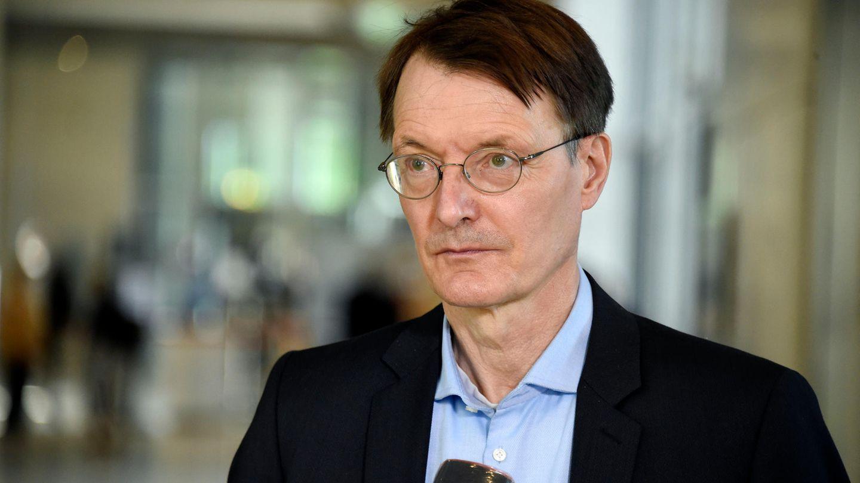 Karl Lauterbach fordert Stiko zu Überdenken der Impfempfehlung für Kinder auf