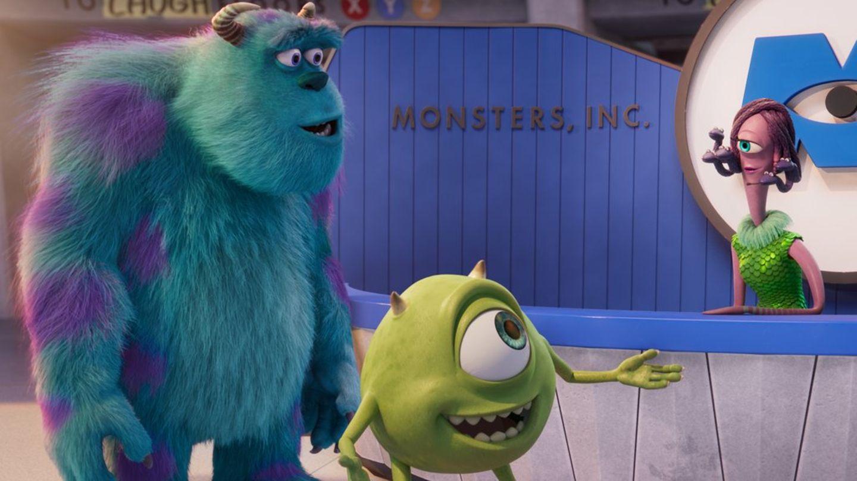 """""""Monster bei der Arbeit"""" setzt die Geschichte des Animationshits """"Die Monster AG"""" aus dem Jahr 2001 als Serie fort."""