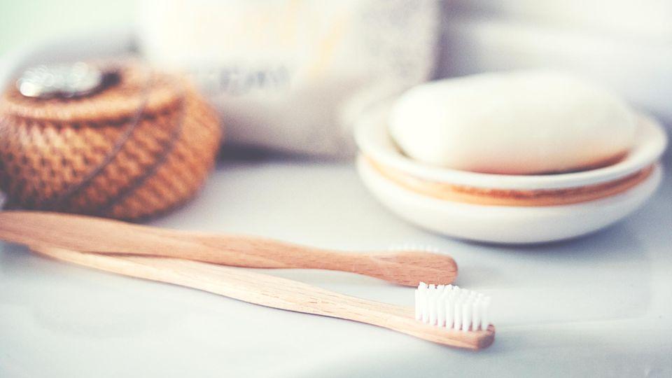 Nachhaltigkeit im Badezimmer lässt sich sehr gut mit Produkten aus Bambus umsetzen
