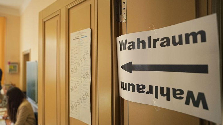 Bundestagswahl – Stimmabgabe